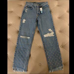 Carmar Emelia Sydney studded jean
